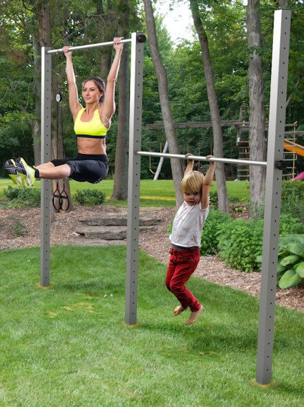 Fitness-Equipment for Families and